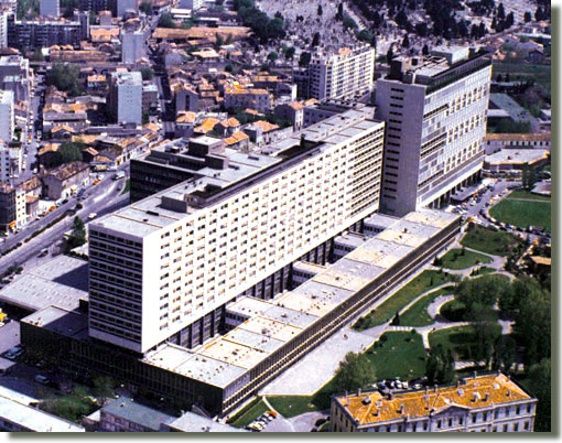 Casino hôpital de la timone